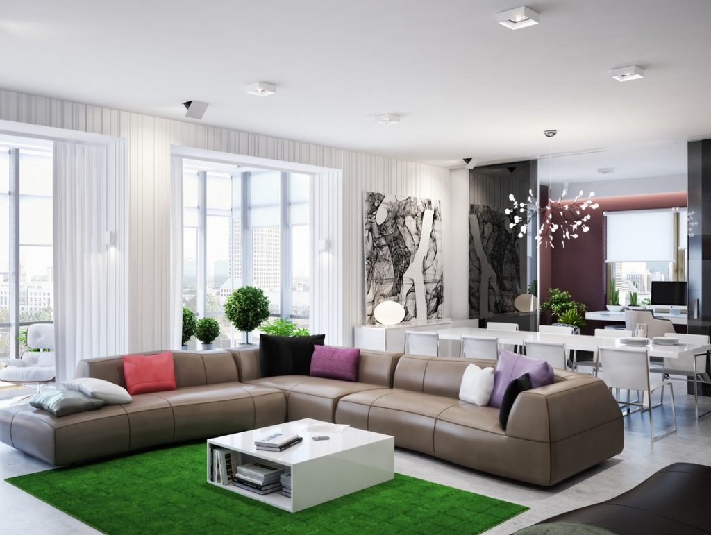 Guide To Living Green: Green Apartment Living