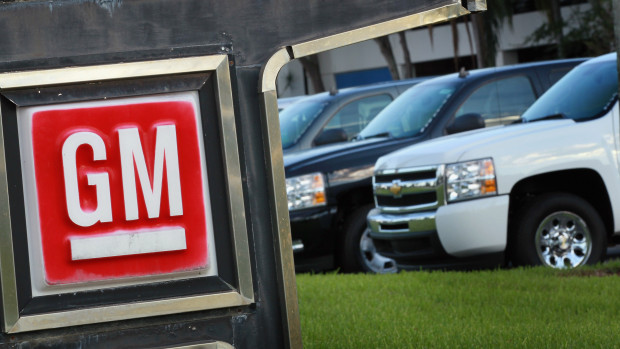 General Motors Recall Another 3.4 million Cars For Ignition Issues
