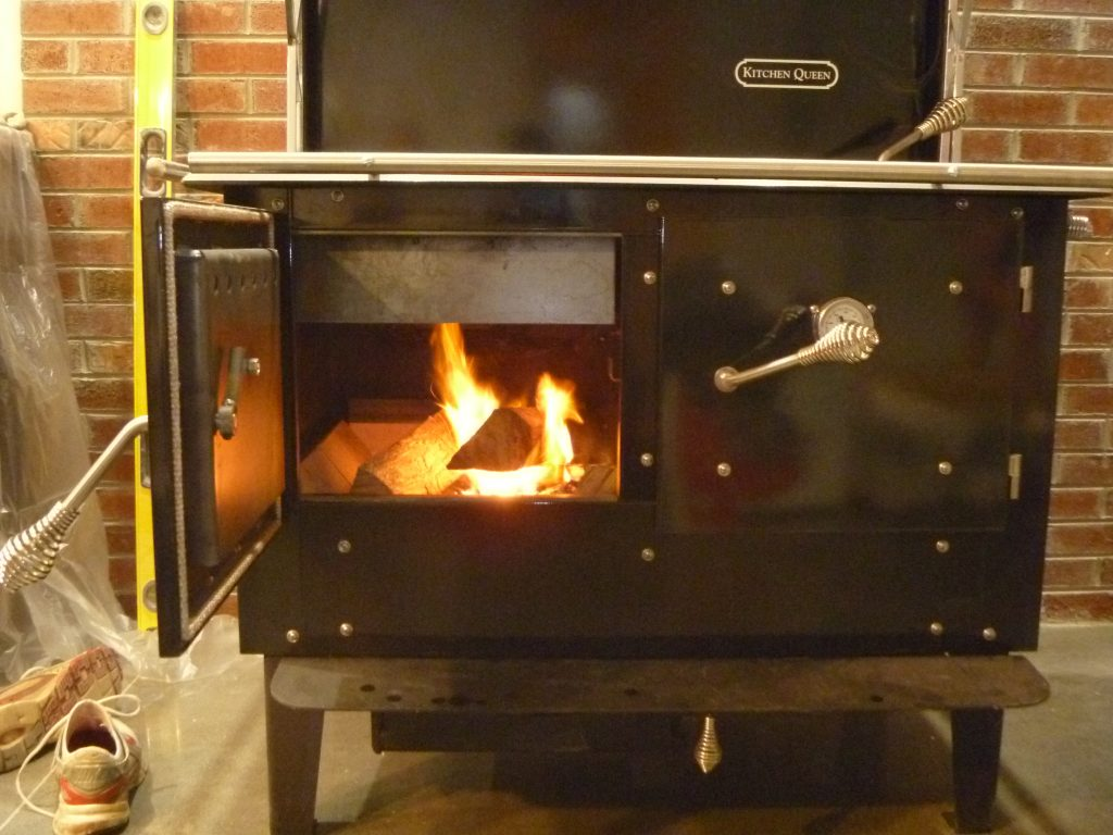 When Energy Efficiency Meets Cost-Effectiveness In Heating, Wood-Burning Stoves Are Born