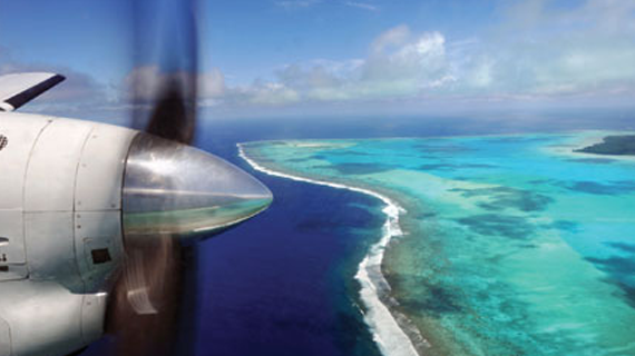 Aeronautics' Important Role In Small Island State Economies