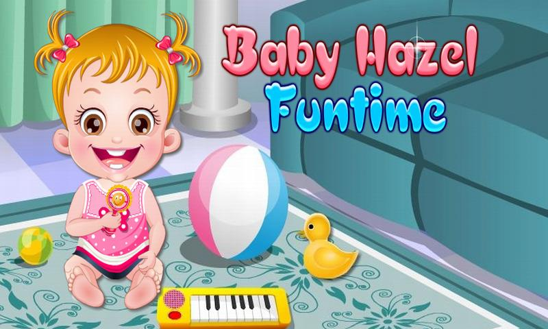 Interests Available In The Baby Hazel Games