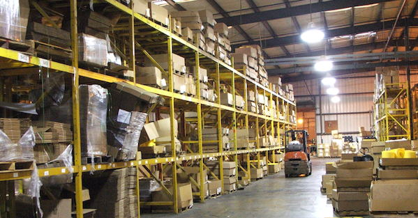 How To Keep The Warehouse Safe