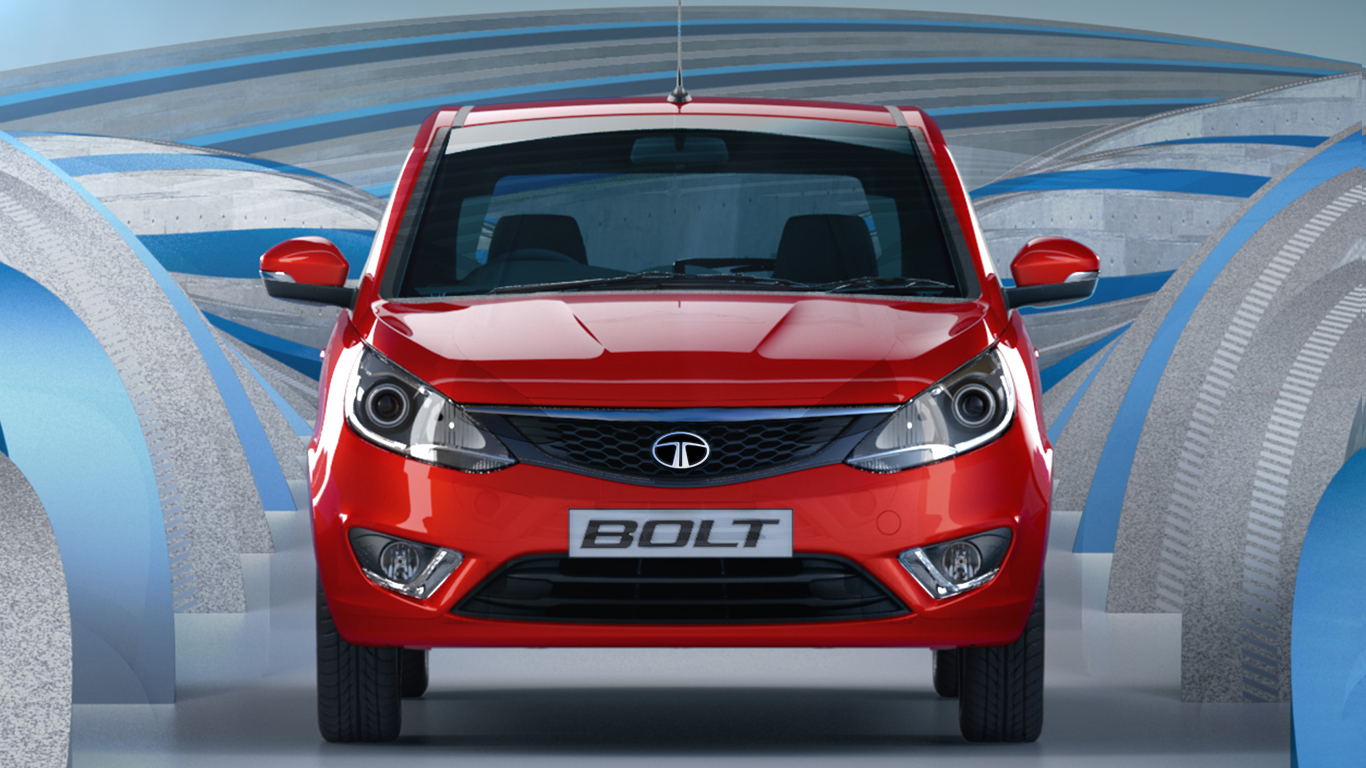 Tata Bolt - A Bolt For The Indian Roads