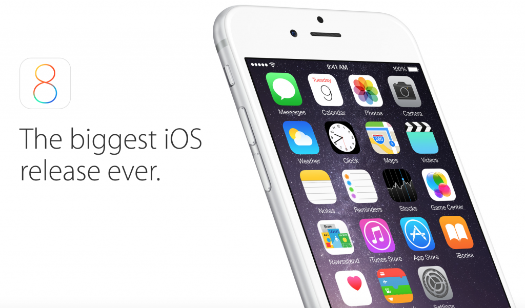 iOS 8