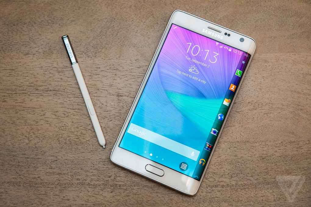 Galaxy Note Edge 2 vs Galaxy Note Edge