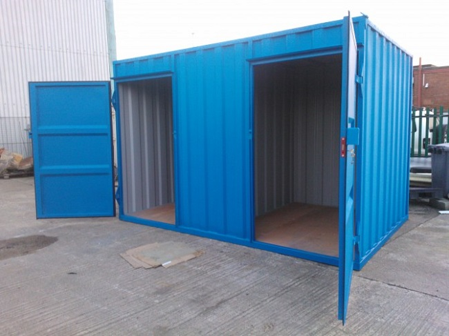 Take A Great Service By Securing your Things With Site Storage Containers