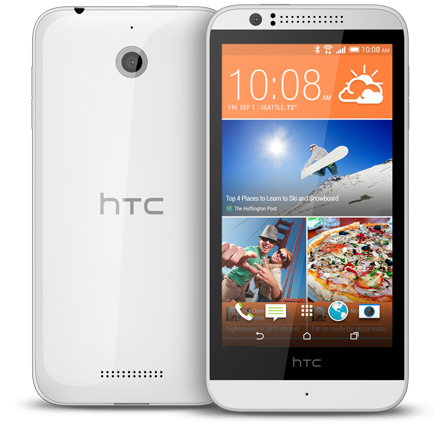 HTC Desire 510: Overview and Specs