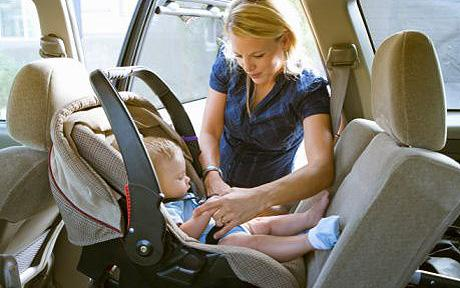 How To Choose The Right Child Seats