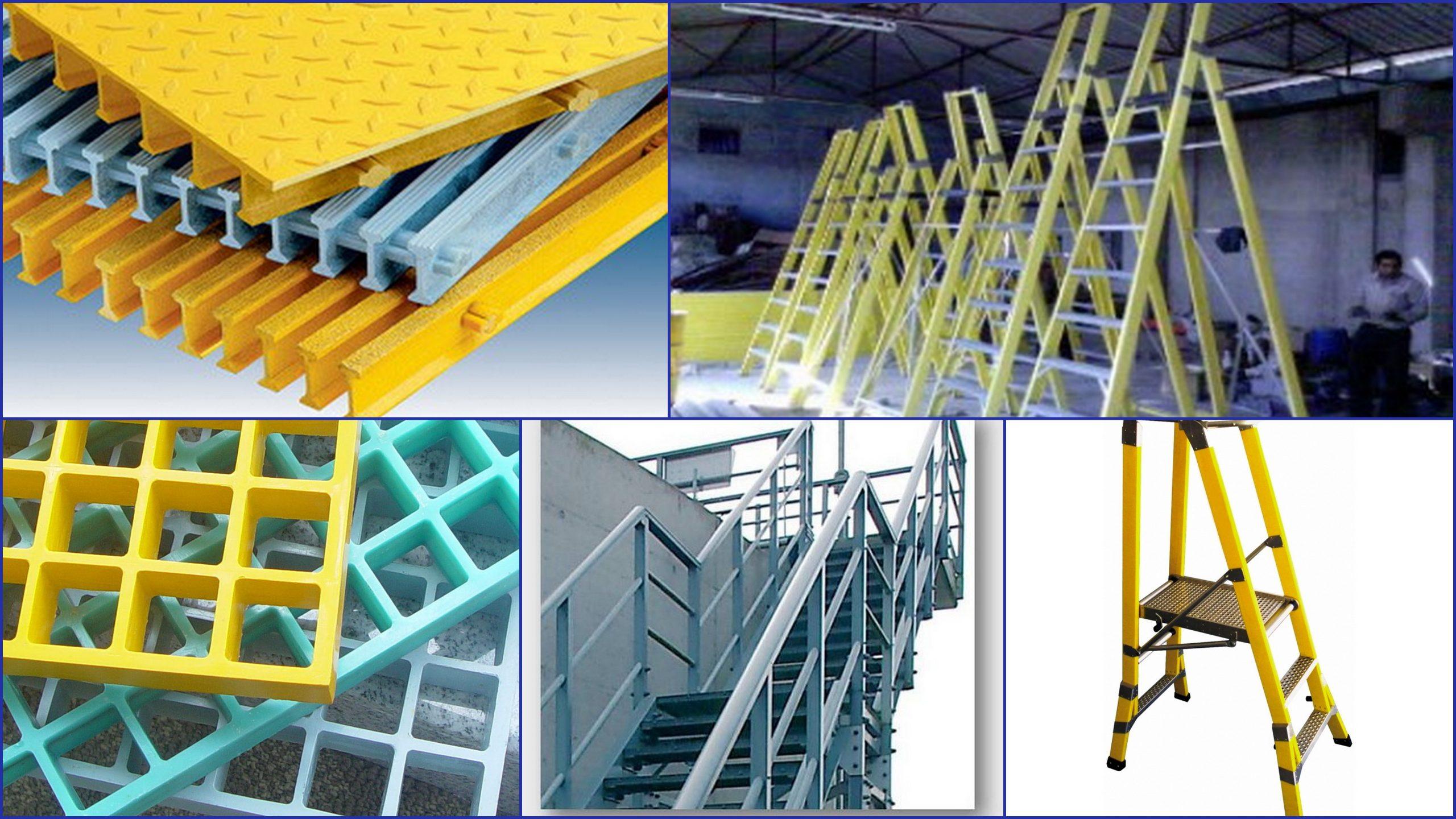 How The Fibreglass Ladders Prove Advantageous For You