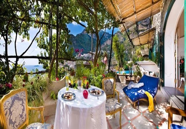 Villa Fiorentino Positano: Best Holidays In Amalfi Coast