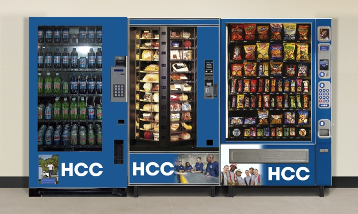 Ways By which IoT Transformed Vending Machines