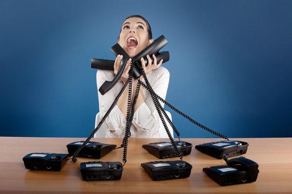 calls overflow