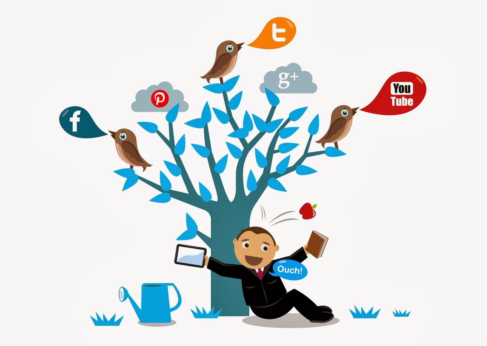 How The Fresh SEO Updates Affect Social Media Marketing