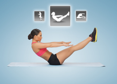 3 Fitness Apps For People On The Go!