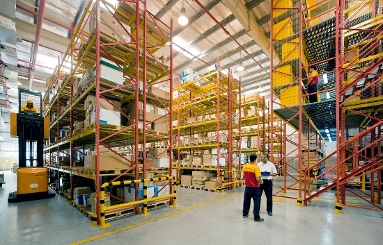 Intuitive Warehouse Management