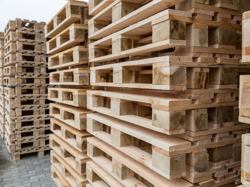 Advantages Of Timber Pallets