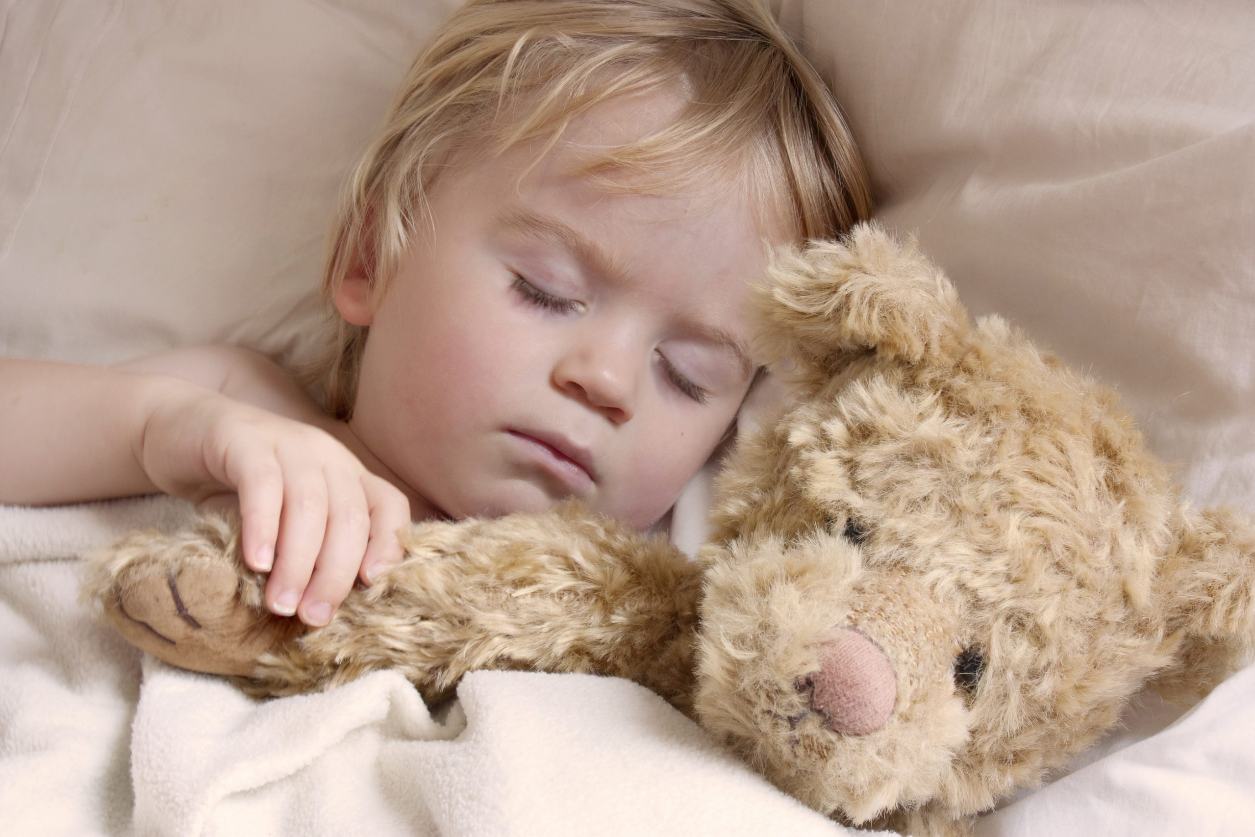 How To Help Your Child Fall Asleep