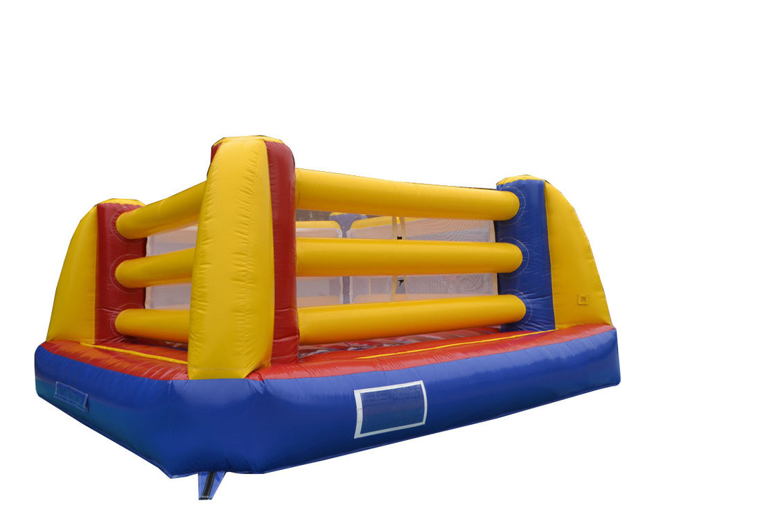 Inflatable Interactive Sports Game From Yolloy