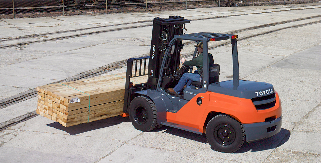 Perfect Solution For Sized Businesses - Rent Forklift In Salt Lake City
