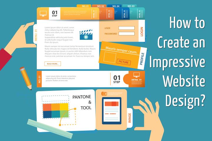 ingredients to make website successful