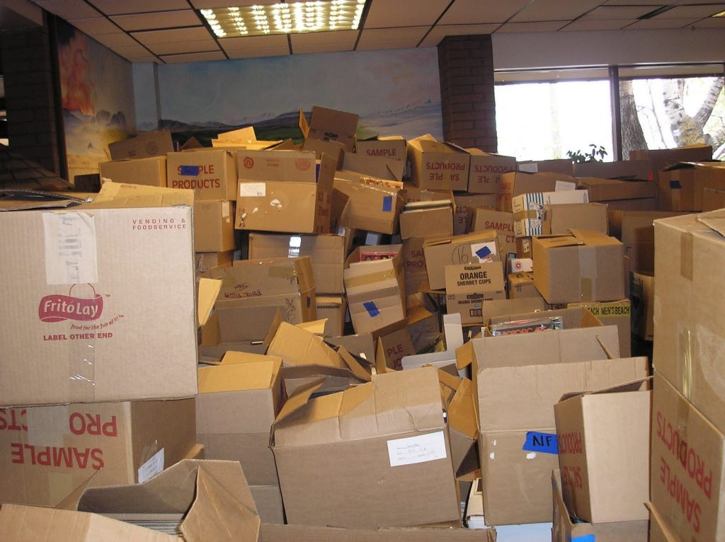 Moving Boxes: Where To Find Them For Free