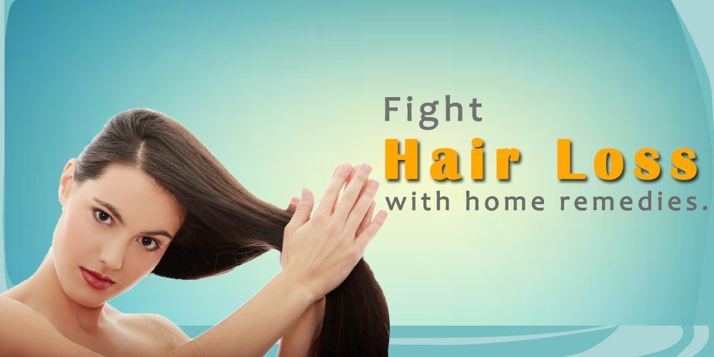 7 Best Home Remedies To Treat Hair Loss