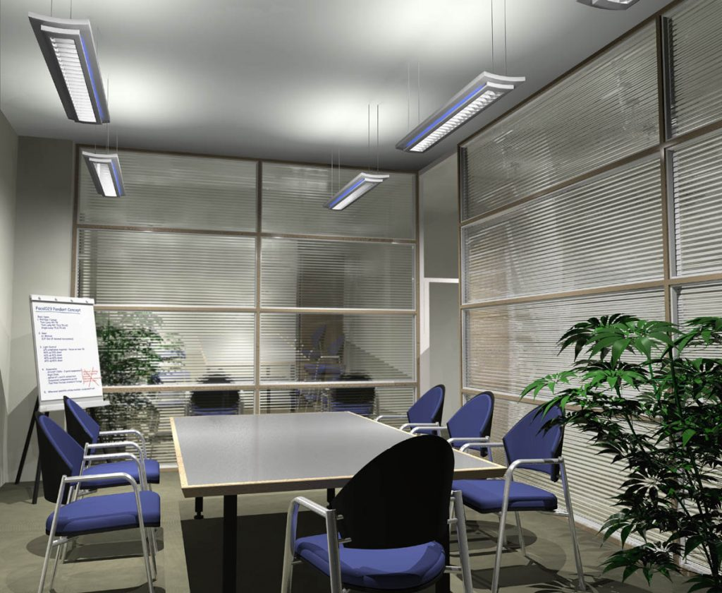 Office Spaces Designed To Motivate People