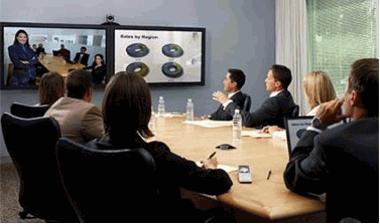Real-Time Communications With People From Different Locations
