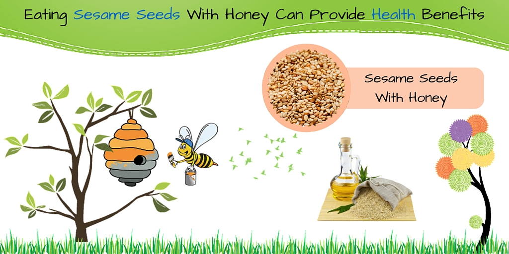 Eating Sesame Seeds With Honey Can Provide Handful Of Health Benefits- Exporters Say