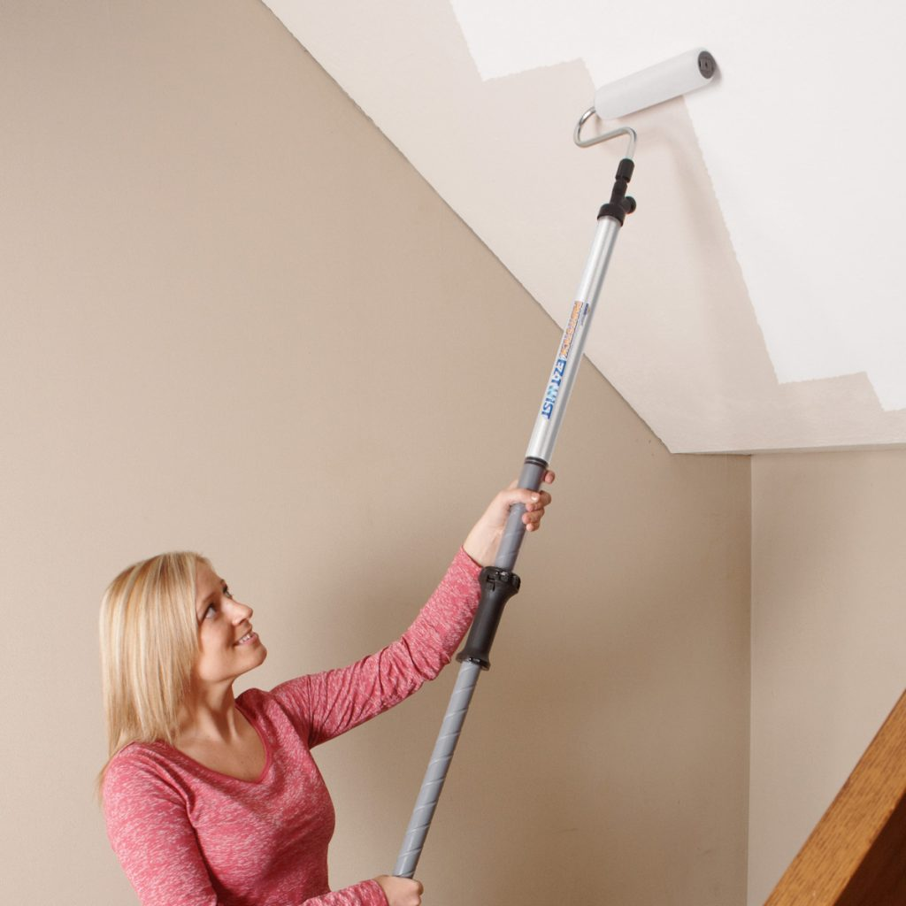 Tips To Paint The Ceiling Easy Without Going Crazy