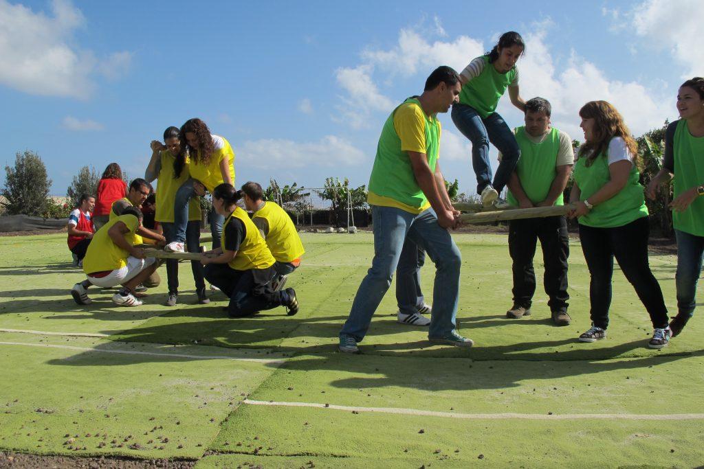 5 Outdoor Team Building Activities You Will Enjoy