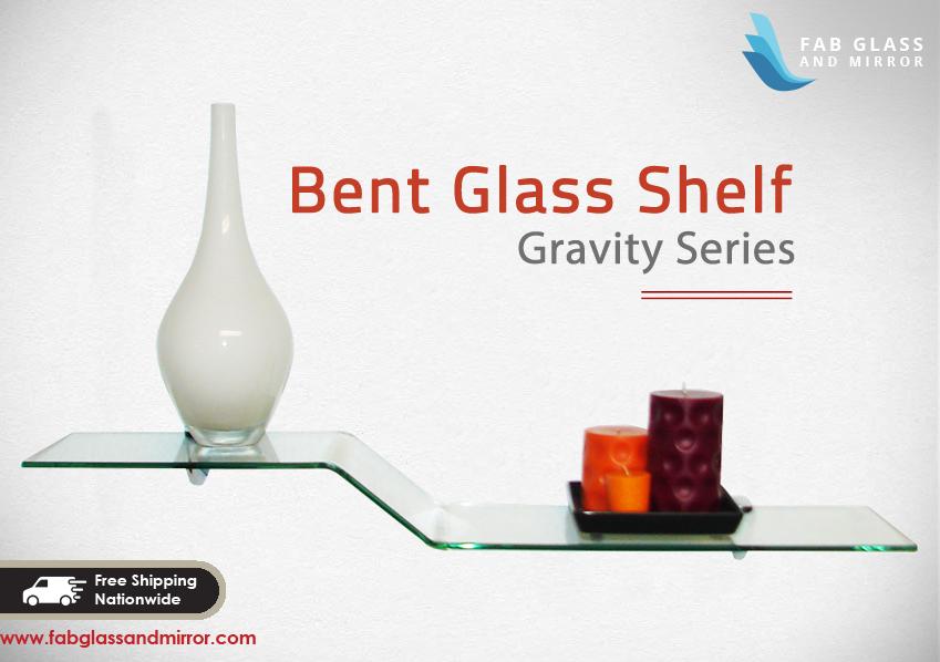 Glass Shelves Add Extra Value To Your Home Interiors!