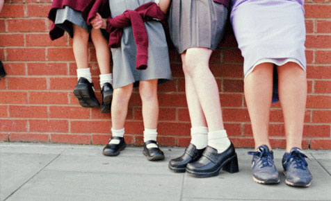 How to Choose Shoes for School Girls