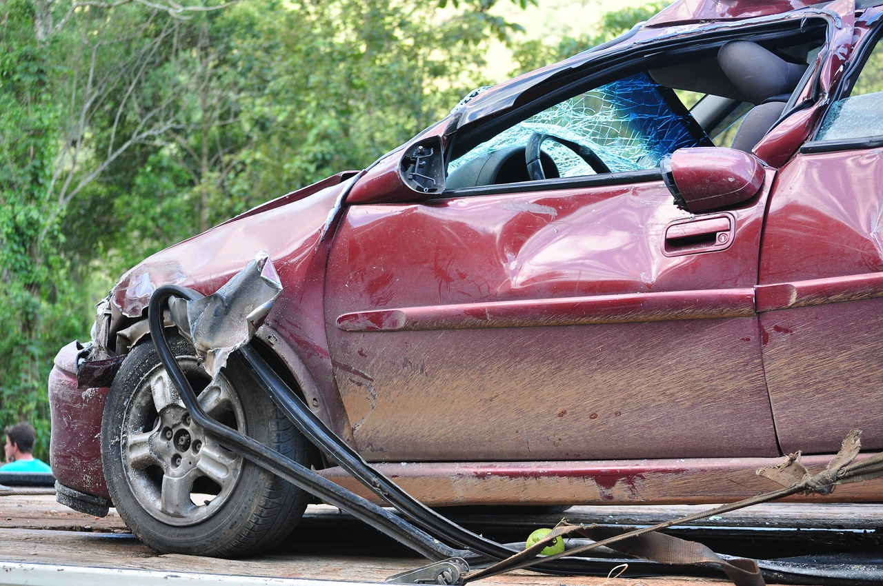 How Much Compensation Could I Get from My Car Crash?