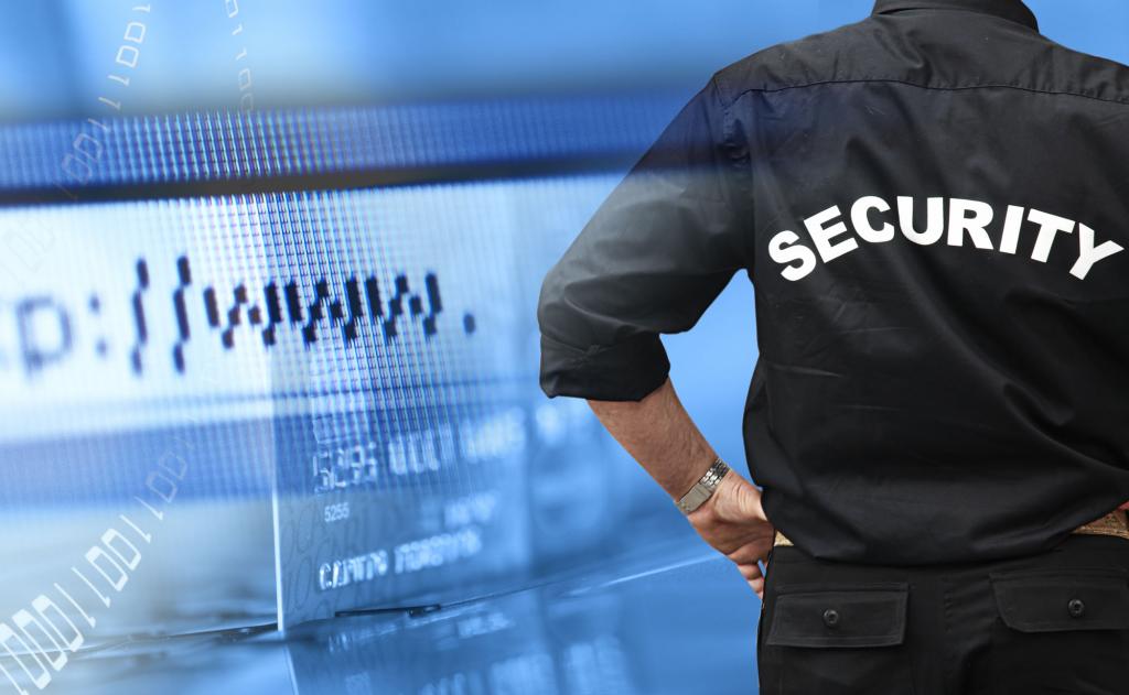 security guarding companies