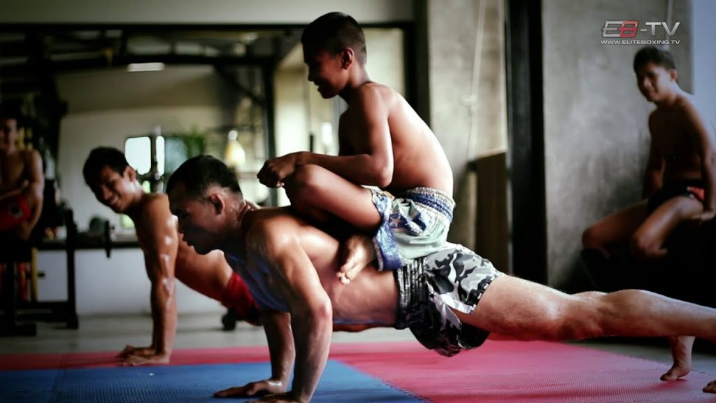 Muay Thai and Internet Business