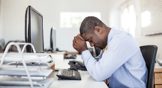 How Businesspeople Could Reduce Effects of Stress