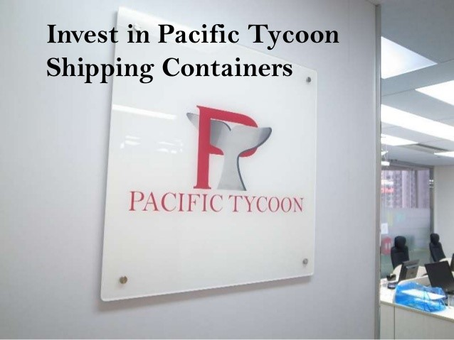 Pacific Tycoon Container Investments