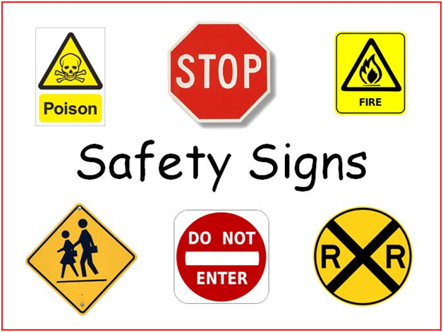 Significance And Types Of Safety Signs For Your Workplace