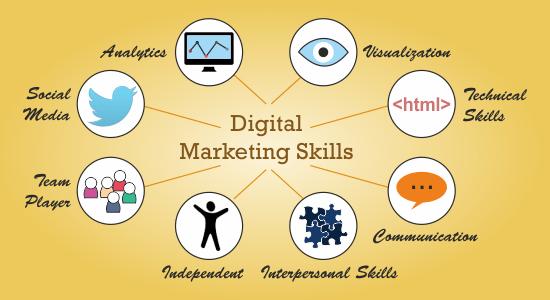 5 Skills A Digital Marketer Should Nurture