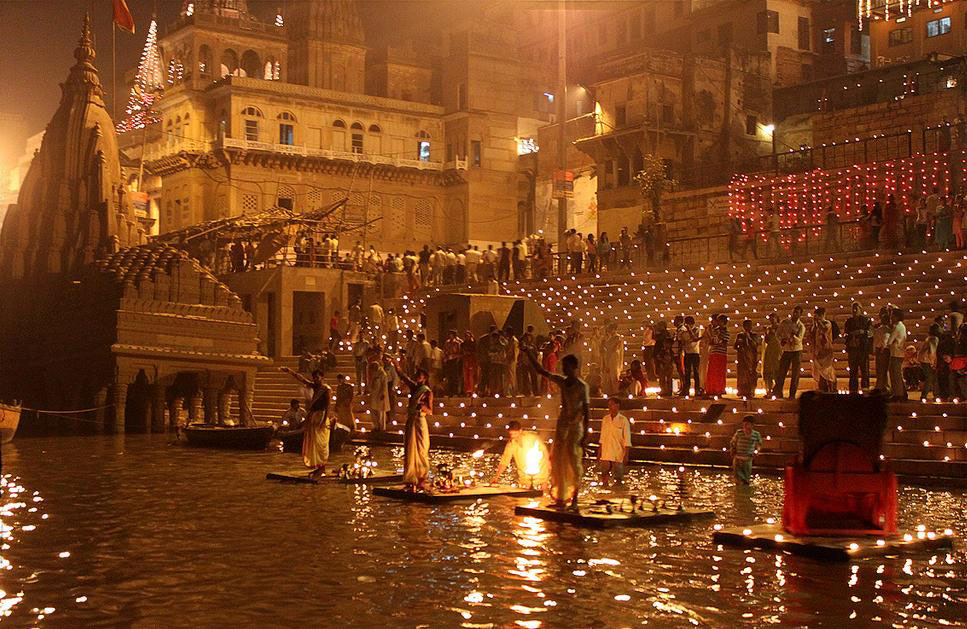 Varanasi - The Land Of The Bizarre and Weird Sights