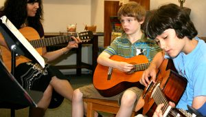 Guitar Lessons in Los Angeles