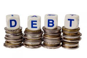 financial-debt