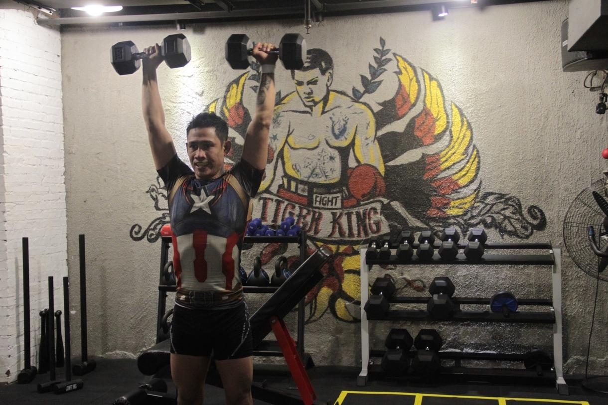 Not Much Money For Muay Thai Training For Weight Loss In Thailand
