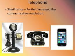 A Grand Revolution In Communication