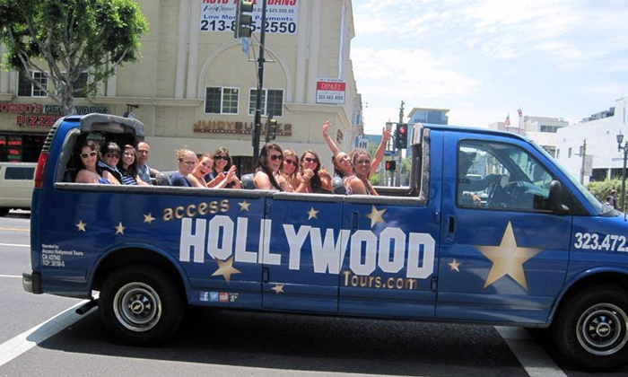 Hollywood Tours – The Best Way To Indulge In A Life Time Experience