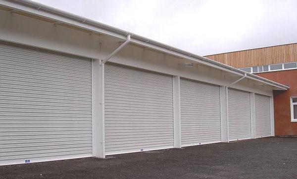 Roller Shutter Door Options For Businesses