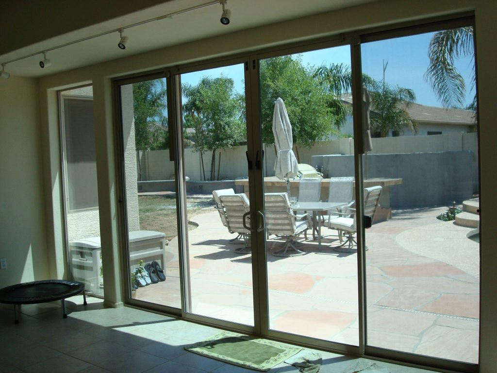 A Few Important Basics To Know About Sliding Door Repair