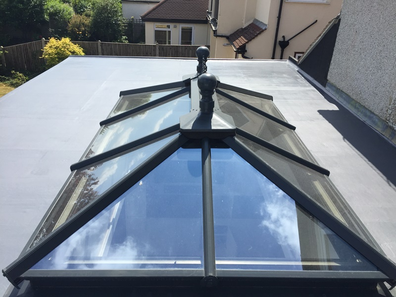 Wood or UPVC - What's Better For A Roof Lantern