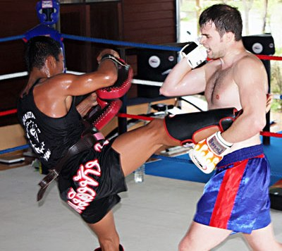 A Great Time With Muay Thai In Thailand